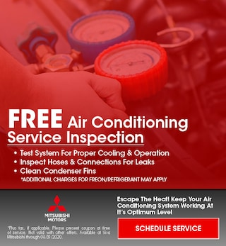 Free Air Conditioning Service Inspection