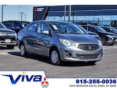 New 2020 Mitsubishi Mirage G4 ES Sedan for sale in El Paso, TX