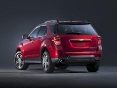 Used 2017 Chevrolet Equinox LS SUV for sale in El Paso