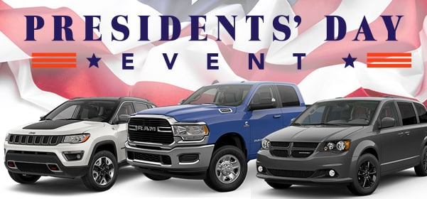 Celebrate Presidents' Day With Us!