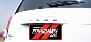 Dodge Performance Days