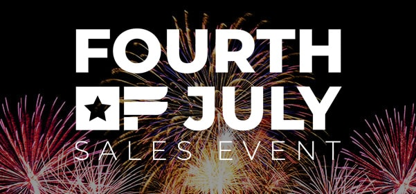 Fourth of July Sales Event