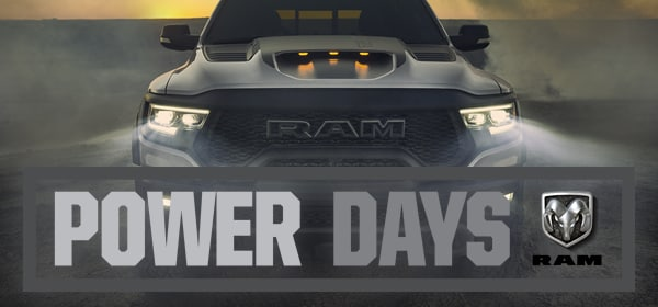 Ram Power Days