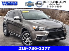 Used 2017 Mitsubishi Outlander Sport 2.0 ES SUV JA4AP3AU8HZ010134 for sale in Merrillville, IN at Webb Mitsubishi