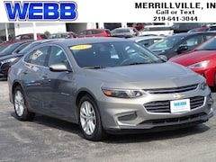 Used 2017 Chevrolet Malibu LT Sedan 1G1ZE5ST1HF129251 for sale in Merrillville, IN at Webb Mitsubishi