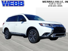 New 2019 Mitsubishi Outlander ES SUV JA4AZ3A35KZ004932 for sale in Merrillville, IN at Webb Mitsubishi