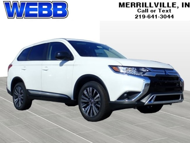 New 2019 Mitsubishi Outlander ES SUV for Sale in Merrillville, IN at Webb Mitsubishi