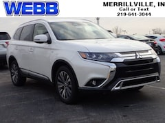New 2019 Mitsubishi Outlander GT GT S-AWC JA4JZ4AX5KZ027555 for sale in Merrillville, IN at Webb Mitsubishi
