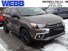 New 2019 Mitsubishi Outlander Sport ES 2.0 ES 2.0 AWC CVT JA4AR3AU6KU017193 for sale in Merrillville, IN at Webb Mitsubishi