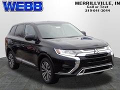 New 2020 Mitsubishi Outlander ES ES S-AWC JA4AZ3A34LZ010030 for sale in Merrillville, IN at Webb Mitsubishi