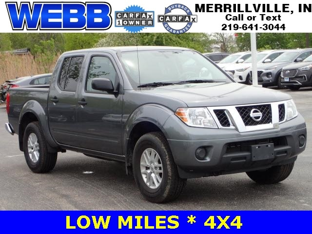Used 2019 Nissan Frontier SV Truck for sale in Merrillville, IN at Webb Mitsubishi