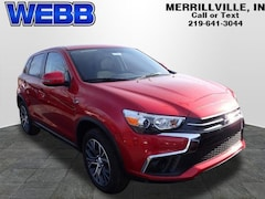 New 2019 Mitsubishi Outlander Sport ES 2.0 SUV for sale in Merrillville, IN at Webb Mitsubishi