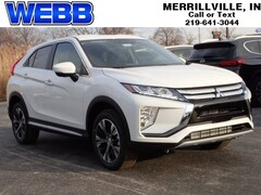 New 2019 Mitsubishi Eclipse Cross SEL SEL S-AWC JA4AT5AAXKZ024279 for Sale in Merrillville, IN at Webb Mitsubishi