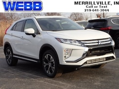 New 2019 Mitsubishi Eclipse Cross SEL SEL S-AWC for sale in Merrillville, IN at Webb Mitsubishi
