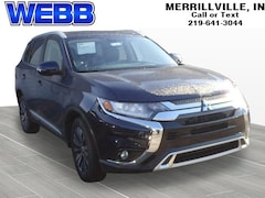 New 2019 Mitsubishi Outlander SEL SEL FWD for sale in Merrillville, IN at Webb Mitsubishi