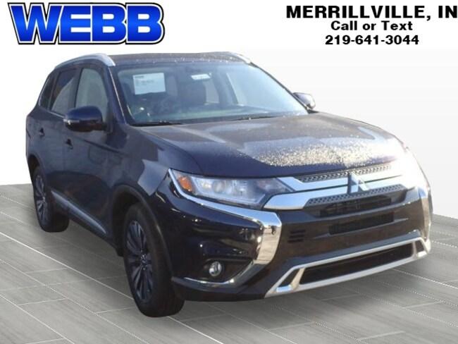 New 2019 Mitsubishi Outlander SEL SUV for Sale in Merrillville, IN at Webb Mitsubishi