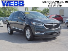 Used 2019 Buick Enclave Essence SUV 5GAEVAKW5KJ159786 for sale in Merrillville, IN at Webb Mitsubishi
