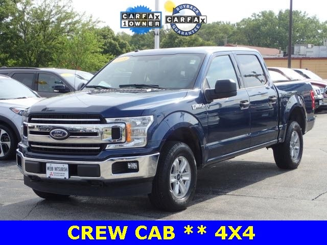 Used 2018 Ford F-150 XLT Truck for sale in Merrillville, IN at Webb Mitsubishi