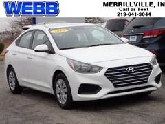 Used 2019 Hyundai Accent SE Sedan 3KPC24A33KE076796 for sale in Merrillville, IN at Webb Mitsubishi