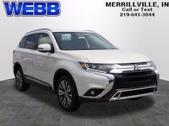 New 2020 Mitsubishi Outlander GT GT S-AWC JA4JZ4AX4LZ037849 for sale in Merrillville, IN at Webb Mitsubishi