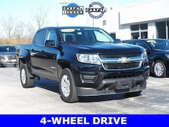 Used 2020 Chevrolet Colorado LT Truck 1GCGTCENXL1189606 for sale in Merrillville, IN at Webb Mitsubishi
