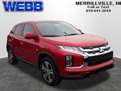 New 2020 Mitsubishi Outlander Sport ES 2.0 ES 2.0 CVT JA4AP3AU7LU004671 for sale in Merrillville, IN at Webb Mitsubishi