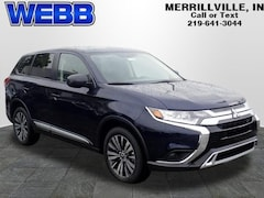 New 2019 Mitsubishi Outlander ES ES FWD for sale in Merrillville, IN at Webb Mitsubishi