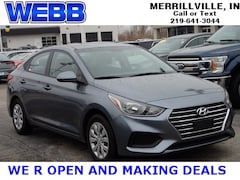 Used 2019 Hyundai Accent SE Sedan 3KPC24A33KE076944 for sale in Merrillville, IN at Webb Mitsubishi