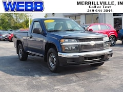 Used 2006 Chevrolet Colorado Work Truck Truck 1GCCS148368164933 for sale in Merrillville, IN at Webb Mitsubishi