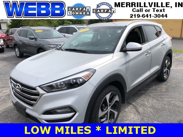 Tucson Used Cars >> Used 2016 Hyundai Tucson For Sale In Merrillville In Near Crown Point In Stock Number P417