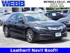 Used 2017 Acura TLX 2.4L Sedan 19UUB1F56HA006624 for sale in Merrillville, IN at Webb Mitsubishi