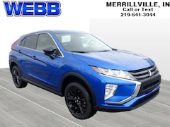 New 2019 Mitsubishi Eclipse Cross LE SUV JA4AT4AA0KZ003399 for sale in Merrillville, IN at Webb Mitsubishi