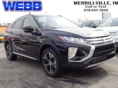 New 2019 Mitsubishi Eclipse Cross SEL SEL S-AWC JA4AT5AA9KZ019929 for Sale in Merrillville, IN at Webb Mitsubishi