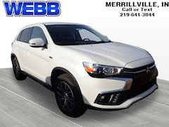 New 2019 Mitsubishi Outlander Sport ES 2.0 SUV JA4AP3AU5KU006465 for sale in Merrillville, IN at Webb Mitsubishi