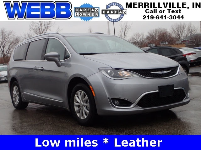 Used 2019 Chrysler Pacifica Touring L Minivan/Van for sale in Merrillville, IN at Webb Mitsubishi