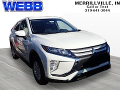 New 2019 Mitsubishi Eclipse Cross ES SUV JA4AS3AA4KZ014516 for sale in Merrillville, IN at Webb Mitsubishi