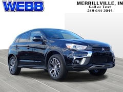 New 2019 Mitsubishi Outlander Sport SE 2.0 SE 2.0 CVT for sale in Merrillville, IN at Webb Mitsubishi