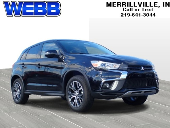 New 2019 Mitsubishi Outlander Sport SE SUV for Sale in Merrillville, IN at Webb Mitsubishi