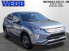 New 2020 Mitsubishi Eclipse Cross ES ES FWD for sale in Merrillville, IN at Webb Mitsubishi