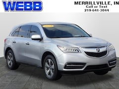 Used 2014 Acura MDX 3.5L SUV 5FRYD4H2XEB019957 for sale in Merrillville, IN at Webb Mitsubishi