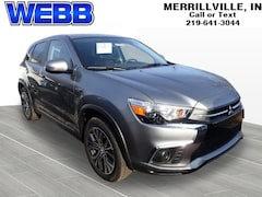New 2019 Mitsubishi Outlander Sport ES 2.0 SUV JA4AP3AUXKU006722 for sale in Merrillville, IN at Webb Mitsubishi