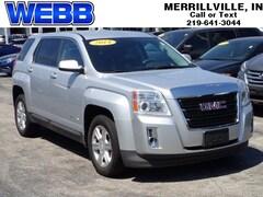 Used 2014 GMC Terrain SLE-1 SUV 2GKFLVEK5E6219189 for sale in Merrillville, IN at Webb Mitsubishi
