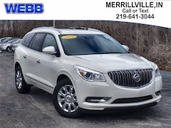 Used 2015 Buick Enclave Premium Group SUV 5GAKVCKD9FJ221547 for sale in Merrillville, IN at Webb Mitsubishi