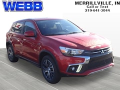 New 2019 Mitsubishi Outlander Sport SE 2.0 SE 2.0 AWC CVT for sale in Merrillville, IN at Webb Mitsubishi