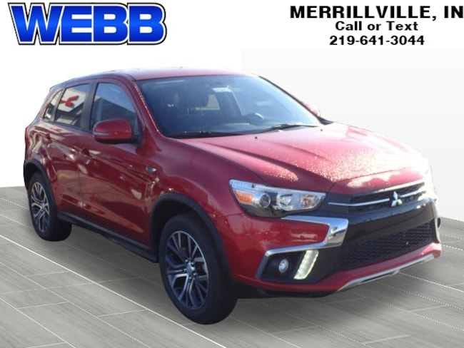 New 2019 Mitsubishi Outlander Sport SE SUV for Sale in Merrillville, IN at Webb Mitsubishi
