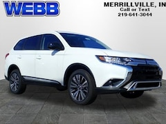 New 2019 Mitsubishi Outlander ES ES AWC for sale in Merrillville, IN at Webb Mitsubishi