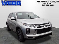 New 2020 Mitsubishi Outlander Sport ES 2.0 ES 2.0 AWC CVT JA4AR3AU0LU006353 for sale in Merrillville, IN at Webb Mitsubishi