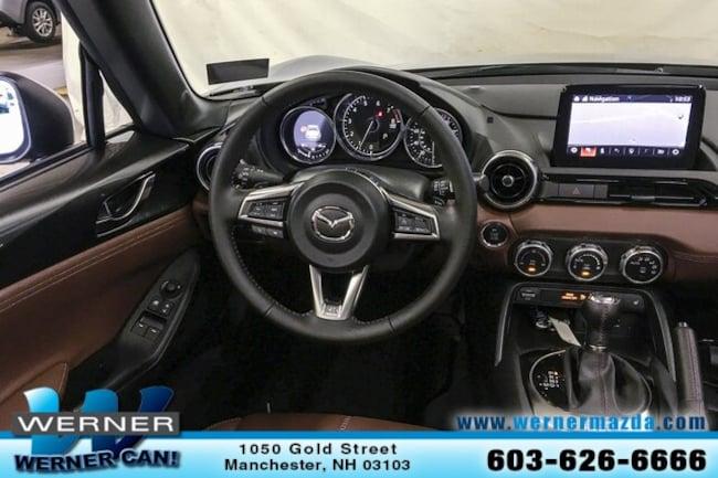 Used 2019 Mazda Mazda MX-5 Miata RF For Sale at Werner Mazda