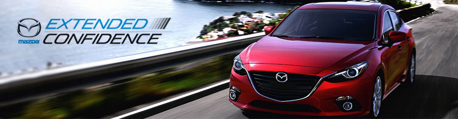 mazda extended warranty protection plans & services