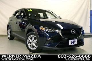 2016 Mazda Mazda CX-3 Sport SUV